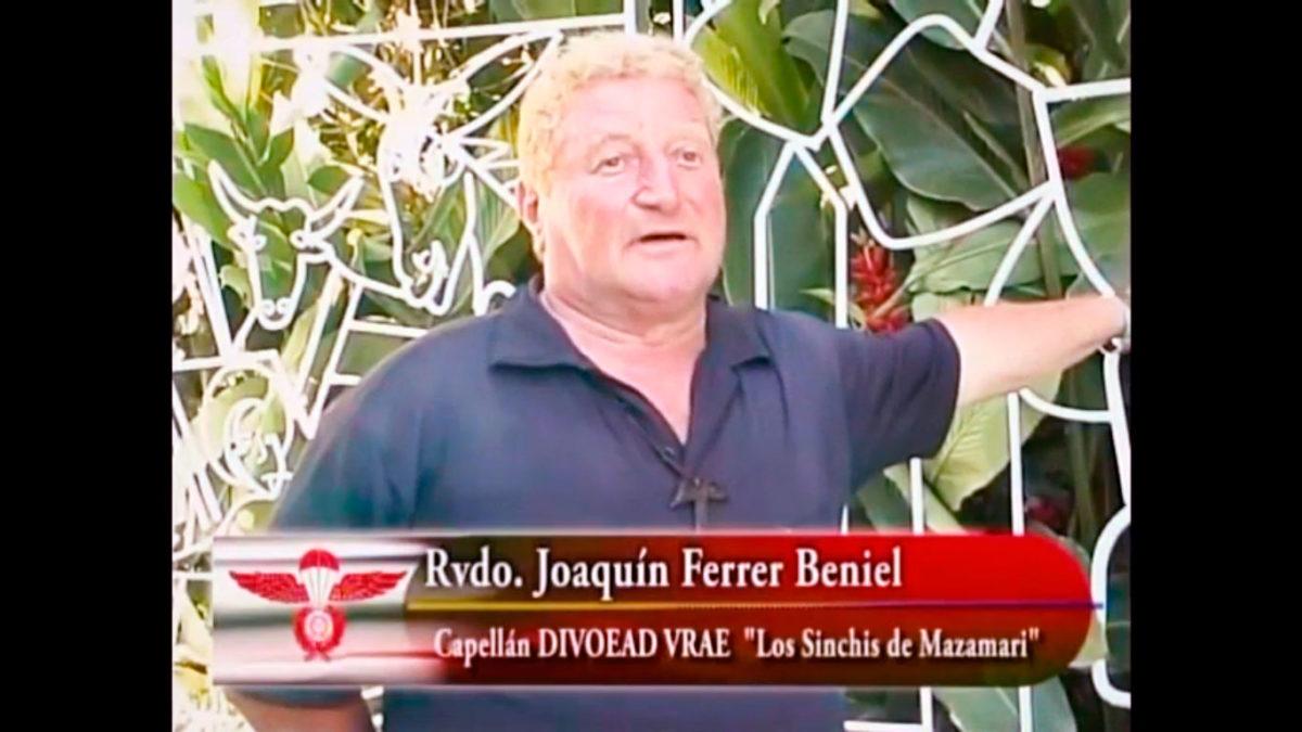 Un Santiamén-Recordando a Fray Joaquín Ferrer