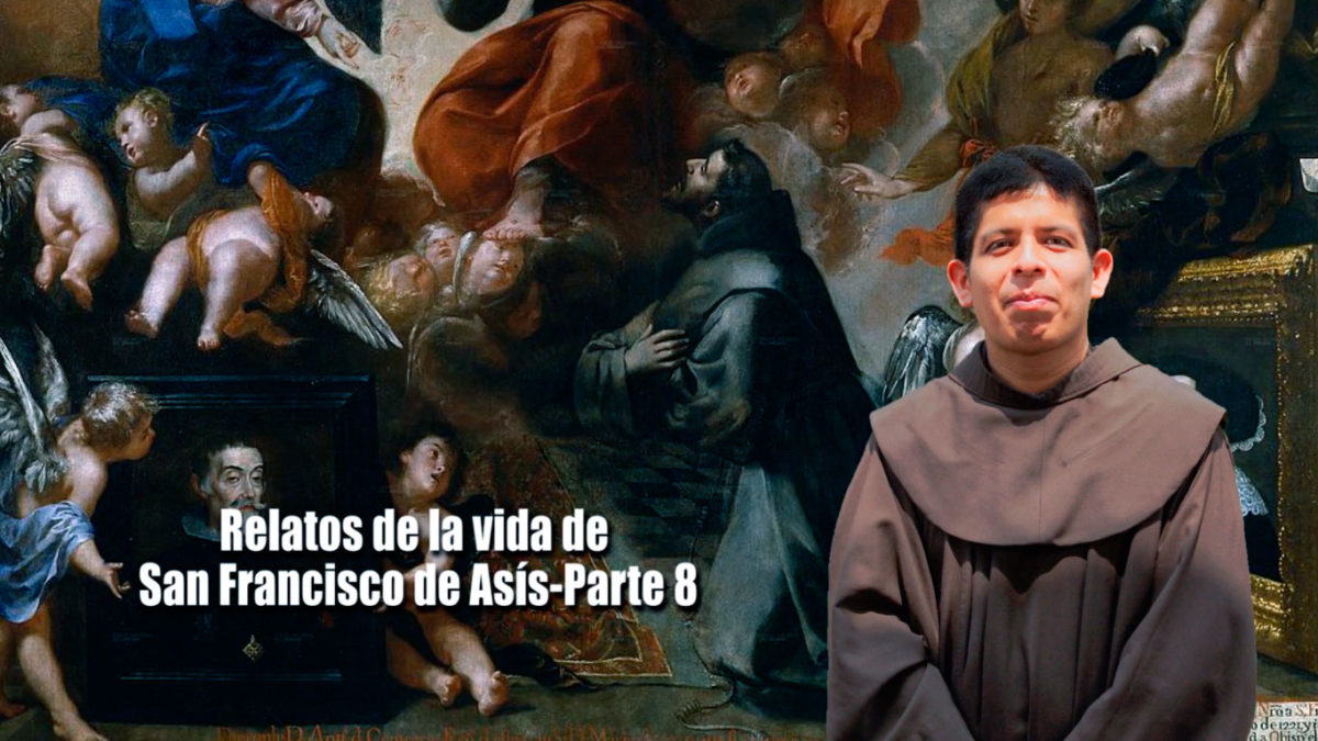 El tránsito de San Francisco de Asís – Fray Jorge Ñiquen, OFM