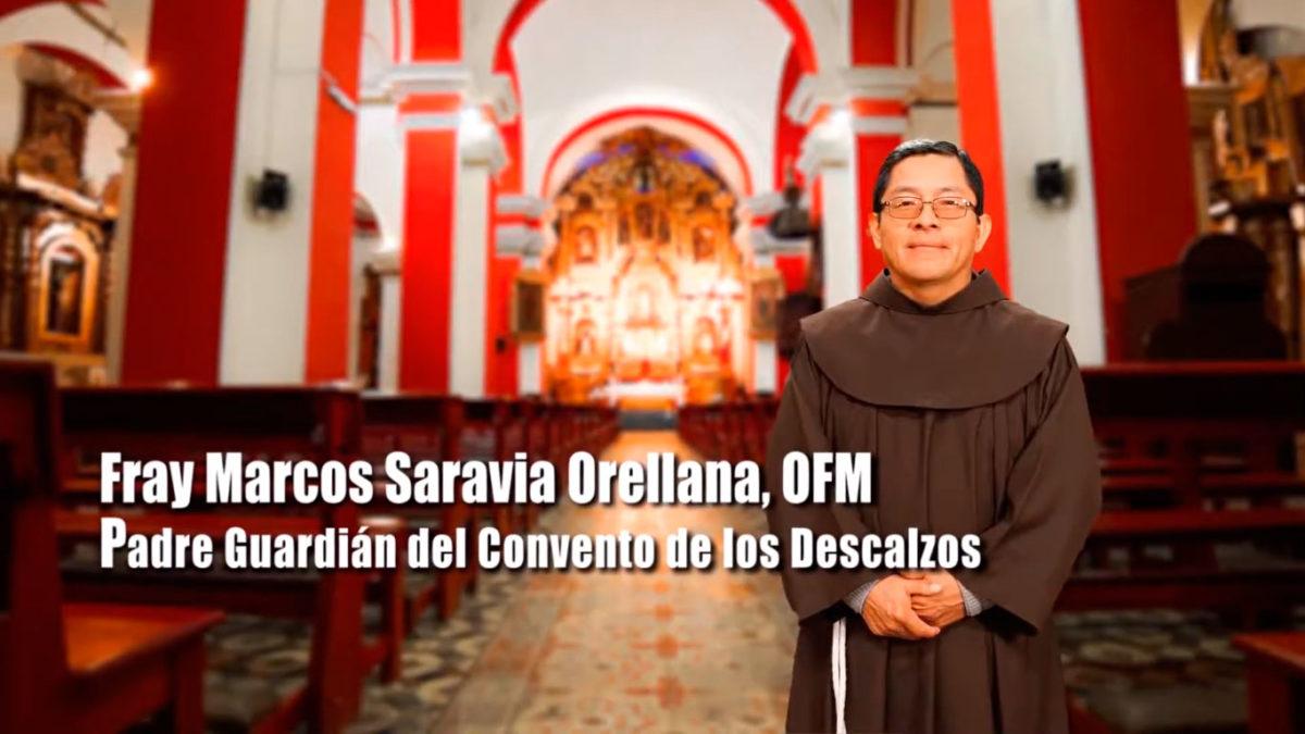 Evangelio de San Lucas 12, 13-21- Fray Marcos Saravia, OFM
