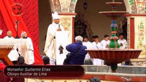 Homilía de Monseñor Guillermo Elías, Obispo Auxiliar de Lima