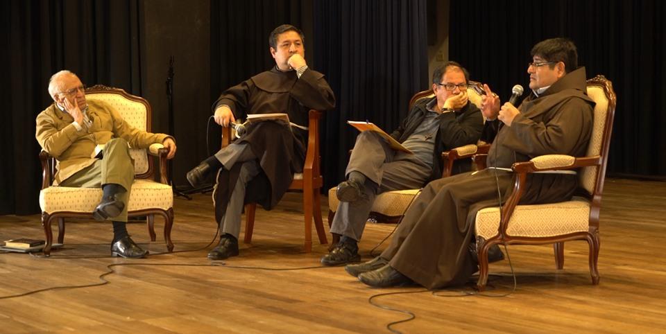 Primer día de la «Semana de Estudios Franciscanos»