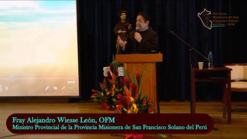 Hermenéutica Cristiana en Diálogo – Fray Aleljandro Wiesse, OFM