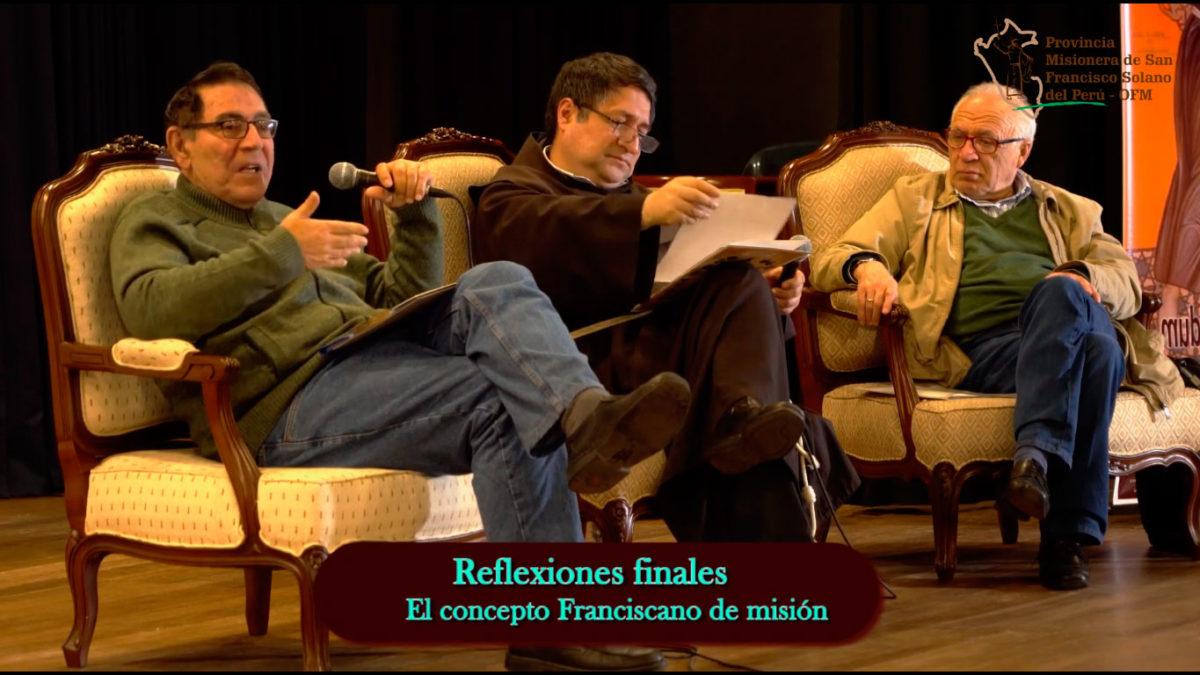 Fray Martín Tomás de la Calle, OFM – Reflexiones