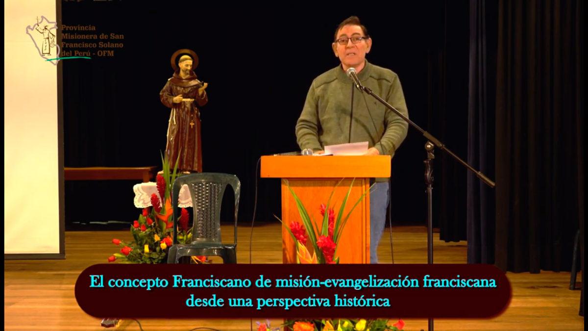 El concepto franciscano de misión