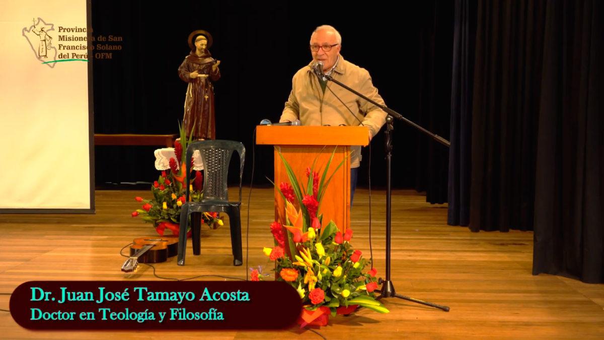 Doctor Juan José Tamayo – Semana de Estudios Franciscanos