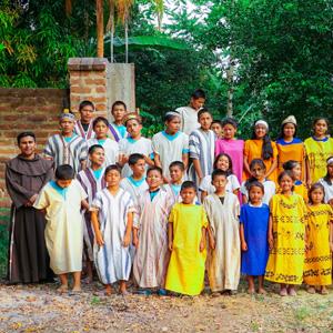 OFM Misiones Franciscanas Perú