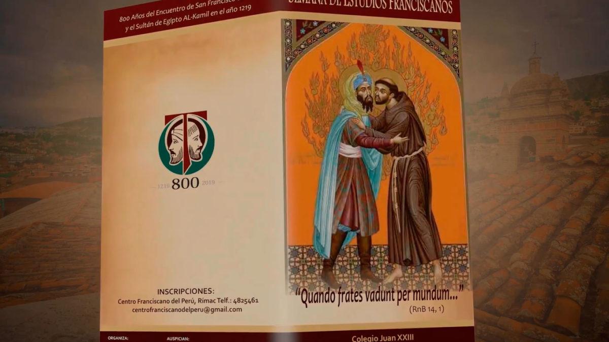Semana de Estudios Franciscanos: 10 – 13 Septiembre