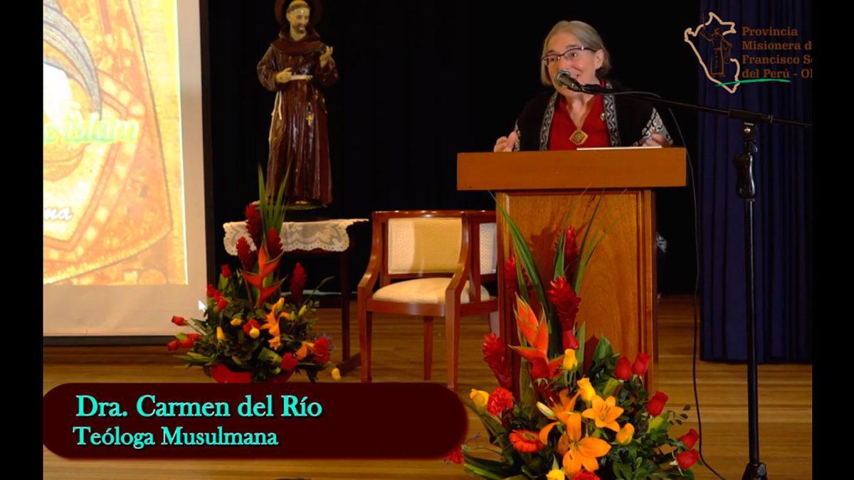Relaciones entre Cristianismo e Islam – Dra. Carmen del Río