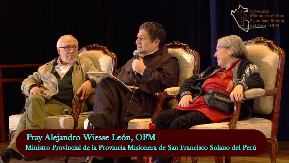 Clausura de la Semana de Estudios Franciscanos 2019