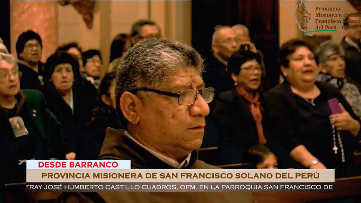 Resumen de la Profesión Solemne de Fray Humberto Castillo, OFM