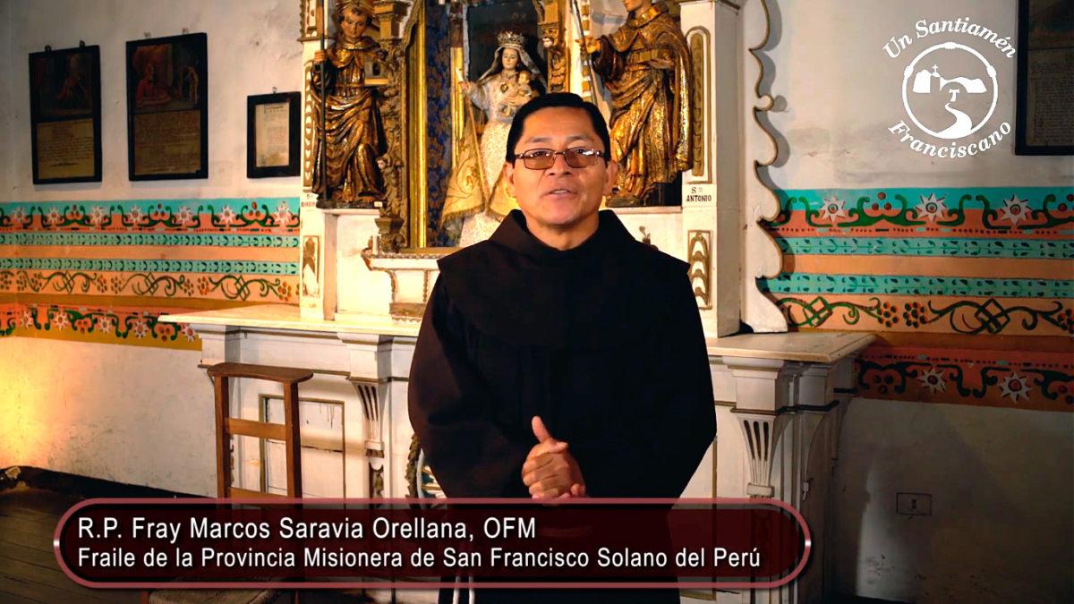 Levántate, vete: tu fe te ha salvado – Fray Marcos Saravia, OFM