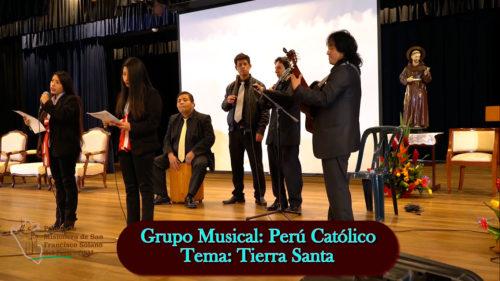 Canción: Tierra Santa – Grupo: Perú Católico
