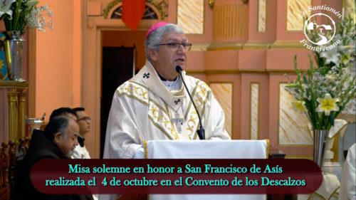 Monseñor Carlos Castillo Mattasoglio – Homilía 4 de octubre 2019