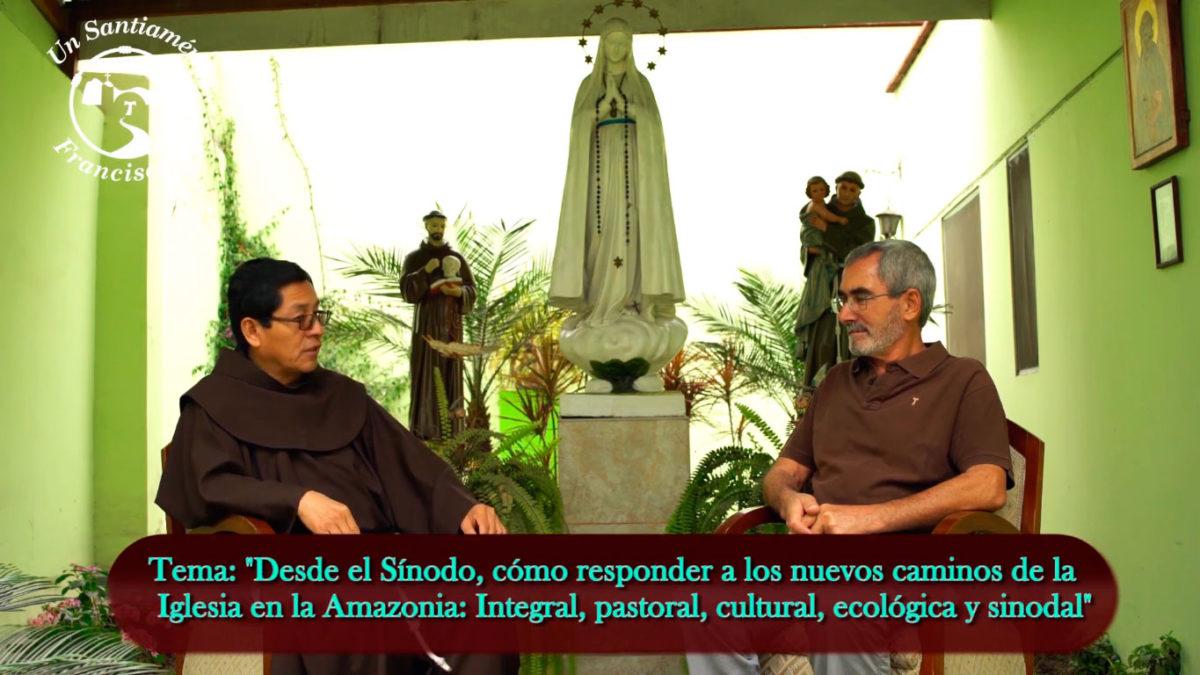 Entrevista a Monseñor Juan Oliver, OFM