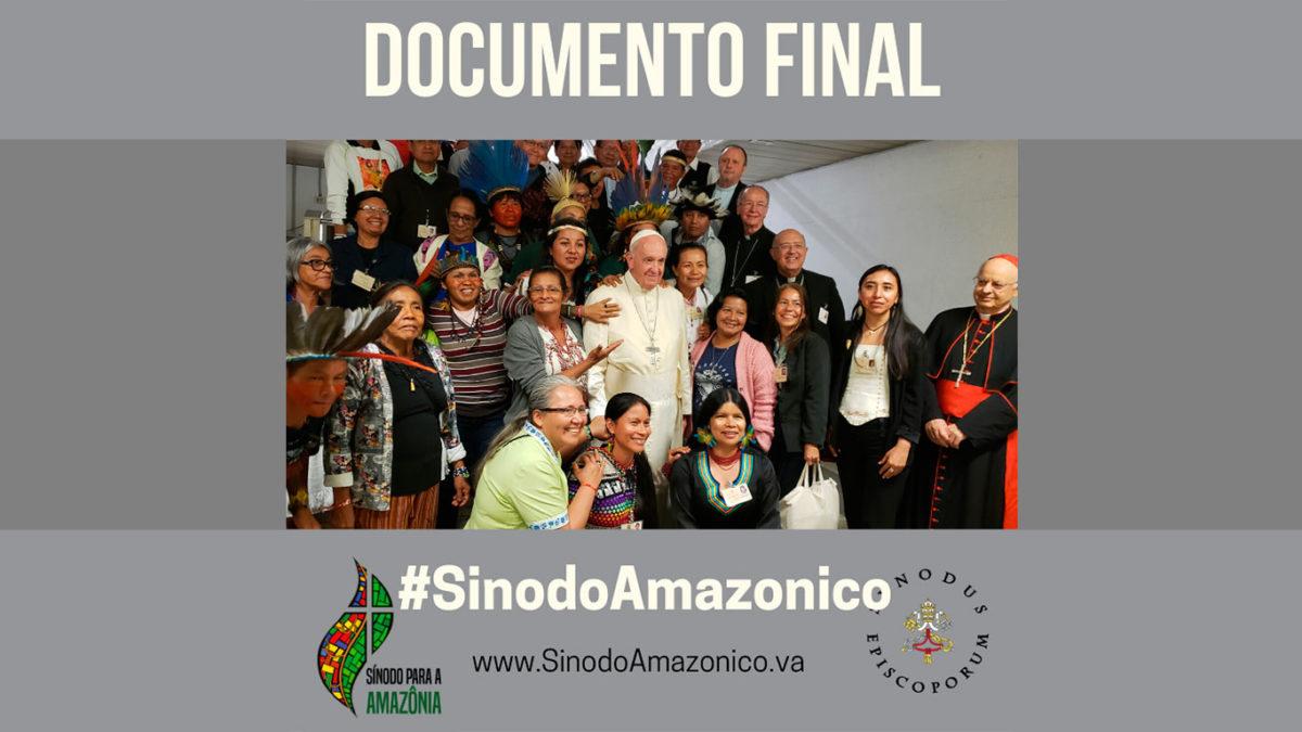 DOCUMENTO FINAL: Asamblea Especial para la Región Panamazónica