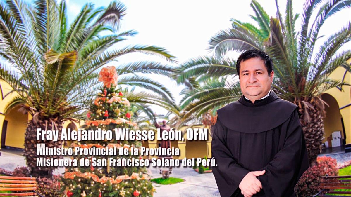Fray Alejandro Wiesse: Lectura del Evangelio según san Mateo 24, 37-44