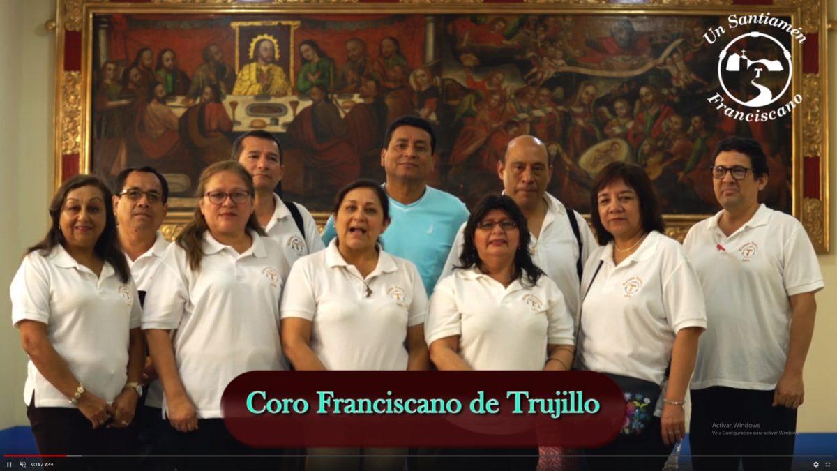 Coro Franciscano de Trujillo nos desea una Feliz Navidad