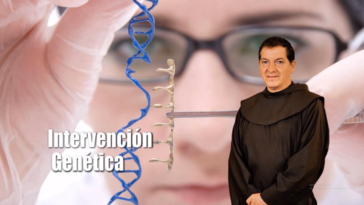 la Intervención Genética