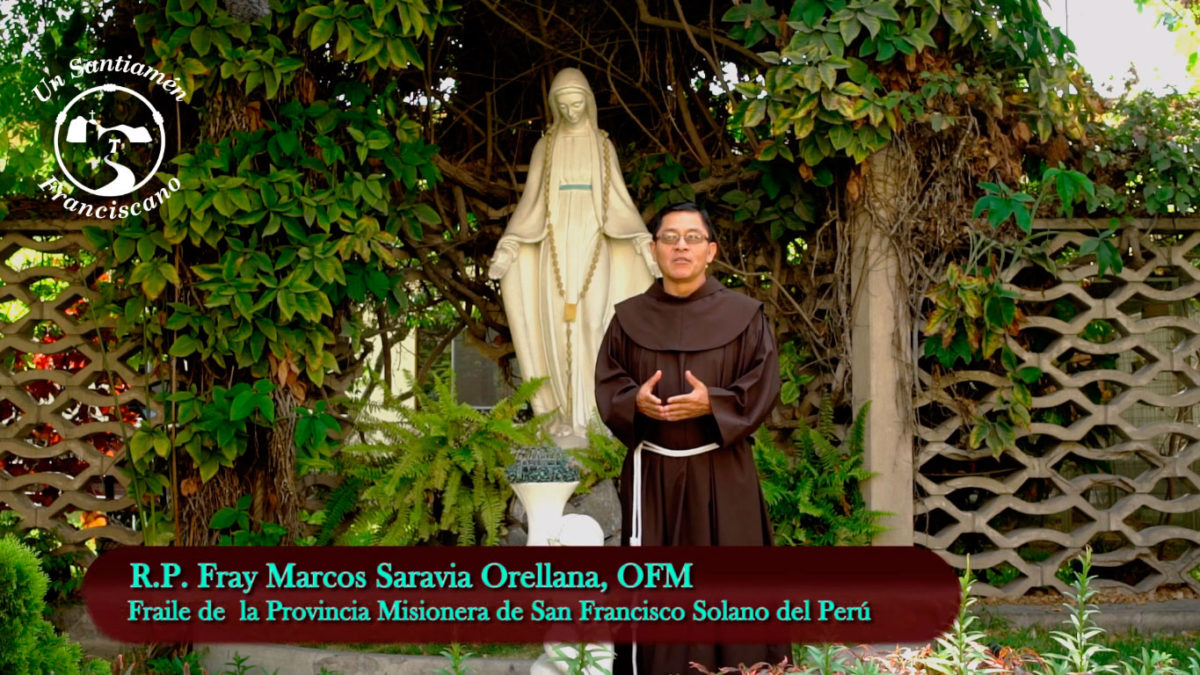 Fray Marcos: Lectura del santo evangelio según san Juan 1, 1-18