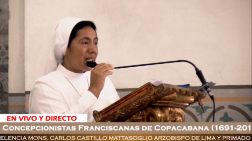 ¿Por qué el nombre de Virgen de Copacabana?