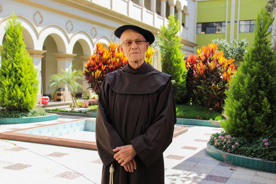 Tránsito a la casa del Padre – Fr. Gregorio Pérez de Guereñu, OFM