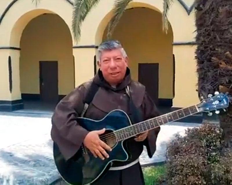 Mensaje por el día de la Amistad de Fray Antonio Saldaña, OFM