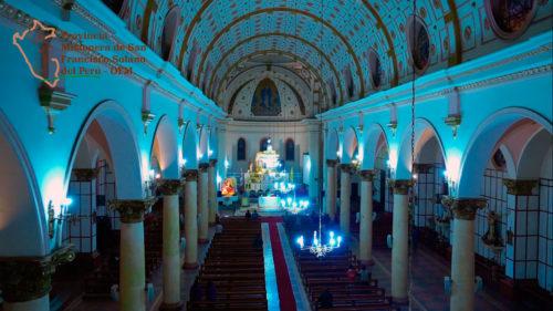 Convento de San Antonio de Padua en Ica en 3 minutos
