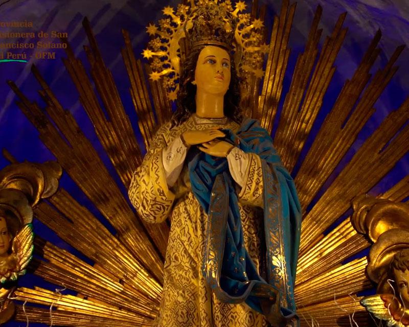 Coro Franciscano de Trujillo