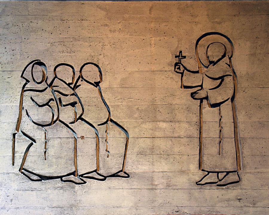 Actitud ante el pecado ajeno: la paciencia