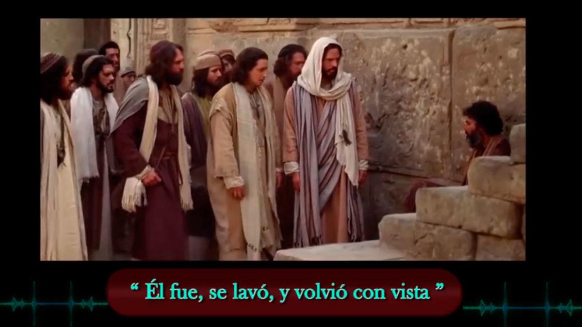 Evangelio según san Juan 9, 1. 6-9. 13-17. 34-38