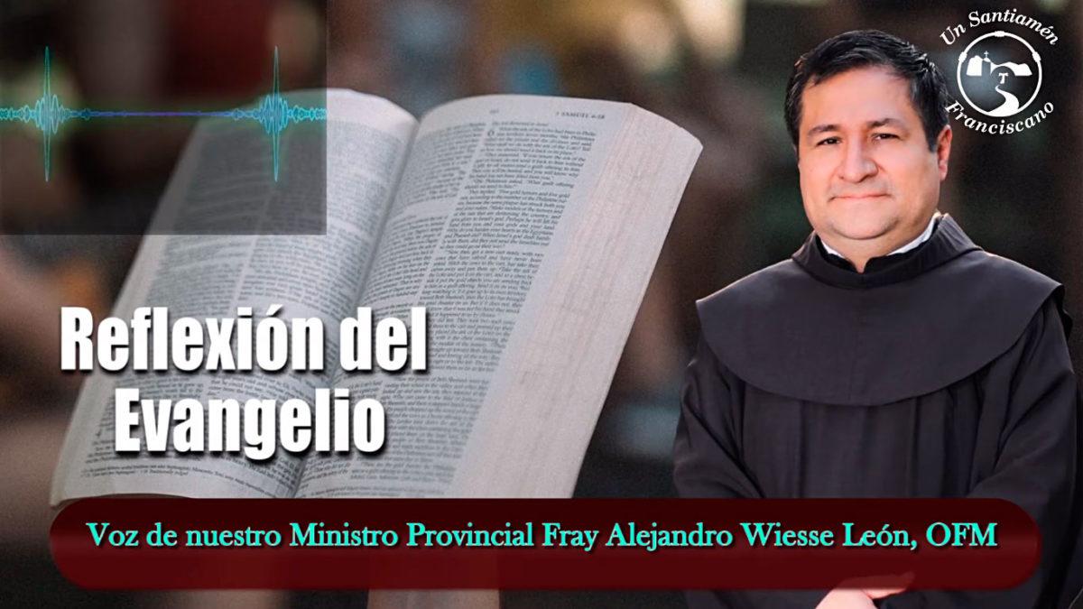 Reflexión del evangelio Jueves 26 de Marzo
