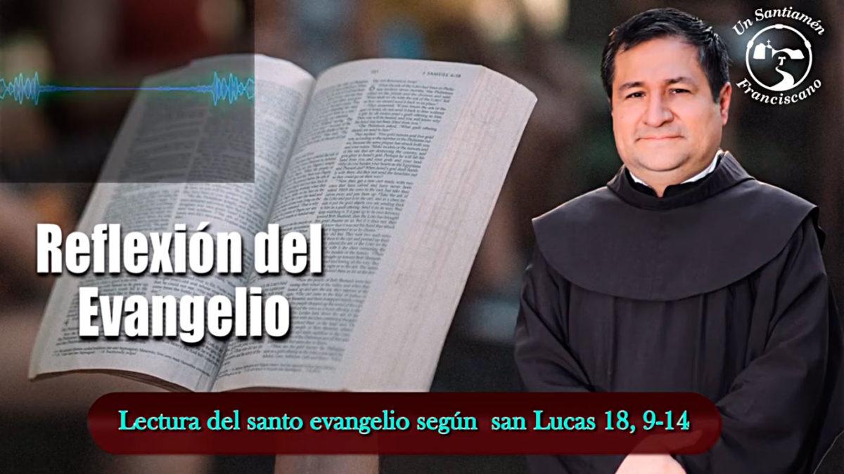 Audio: Reflexión del evangelio del Sábado 21 de Marzo