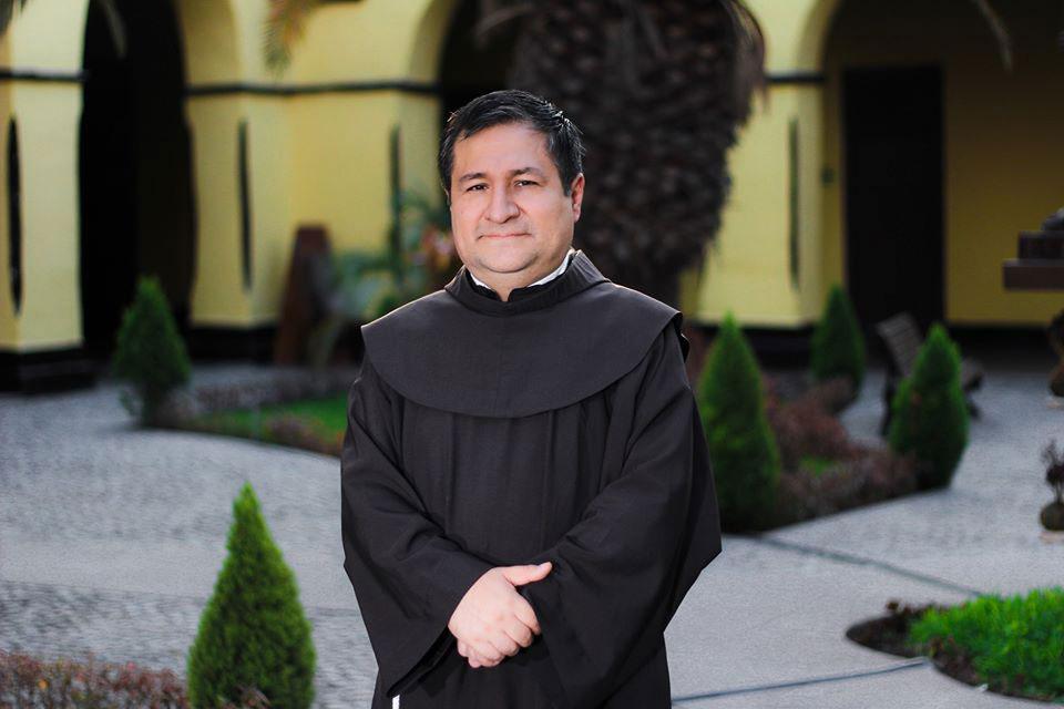 Mensaje de Fray Alejandro Adolfo Wiesse León, OFM