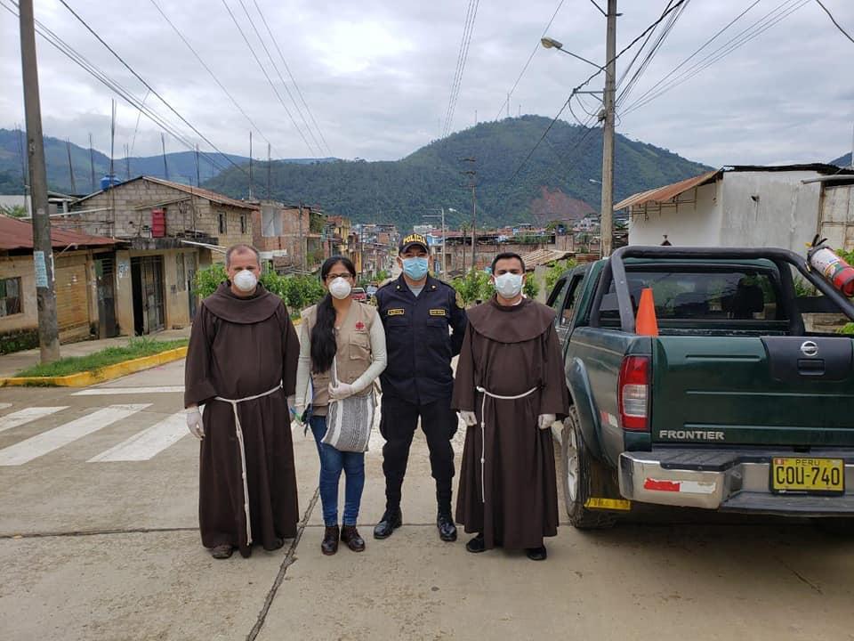 Campaña Solidaria en Satipo