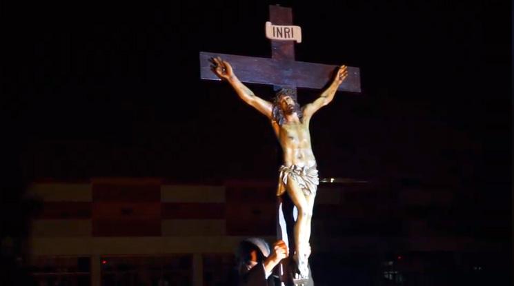 VIERNES SANTO: Adoración a la Santa Cruz (Parte 1)