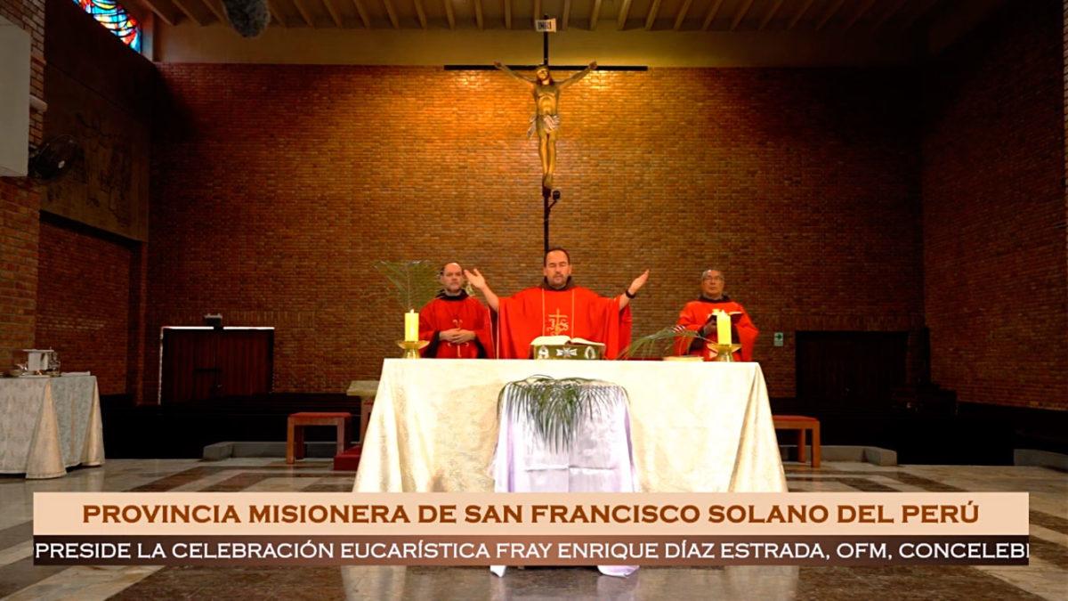 Celebración Eucarística del Domingo de Ramos y de la Pasión del Señor