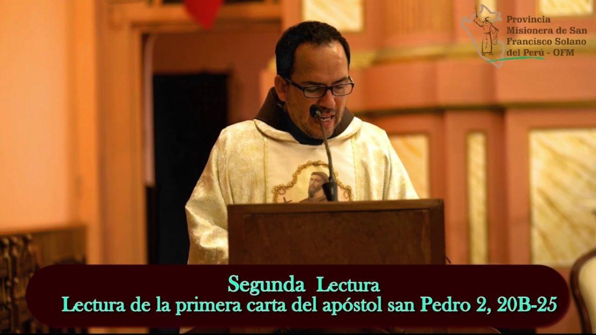 Santa Misa – IV Domingo de Pascua – Convento de los Descalzos – Mayo 3, 2020