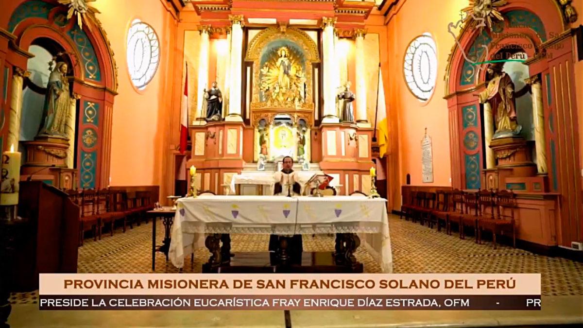 Santa Misa – V Domingo de Pascua – Convento de los Descalzos