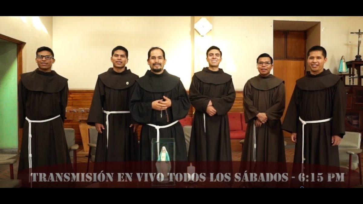 Oremos el Santo Rosario todos los sábados