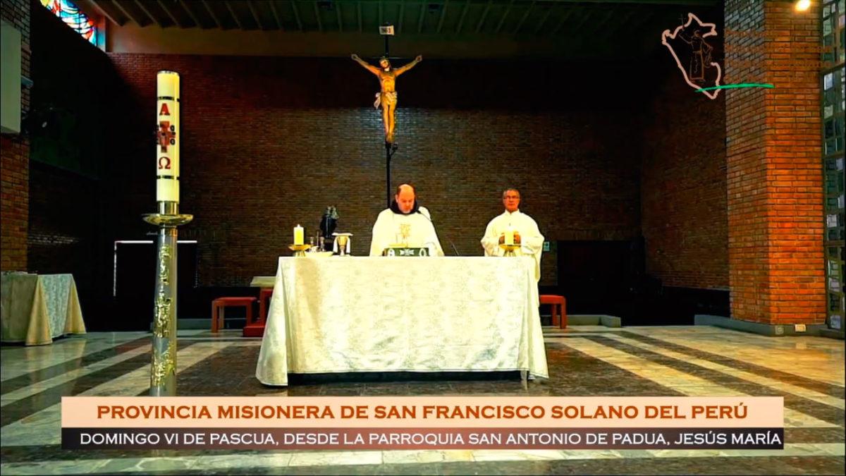 Santa Misa – VI Domingo de Pascua