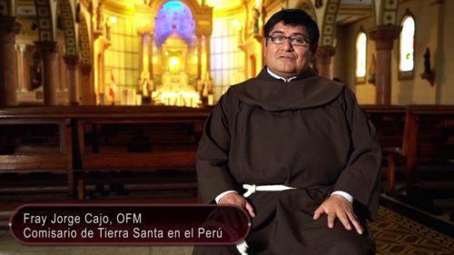 Mensaje de Fray Jorge Cajo, OFM