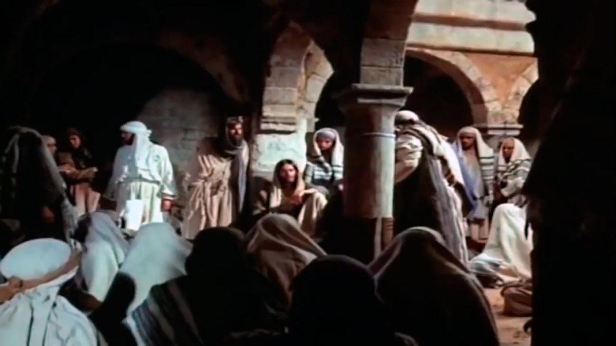 Evangelio según san Mateo 5, 17-19