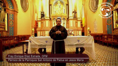 Saludos por la fiesta de San Antonio de Padua