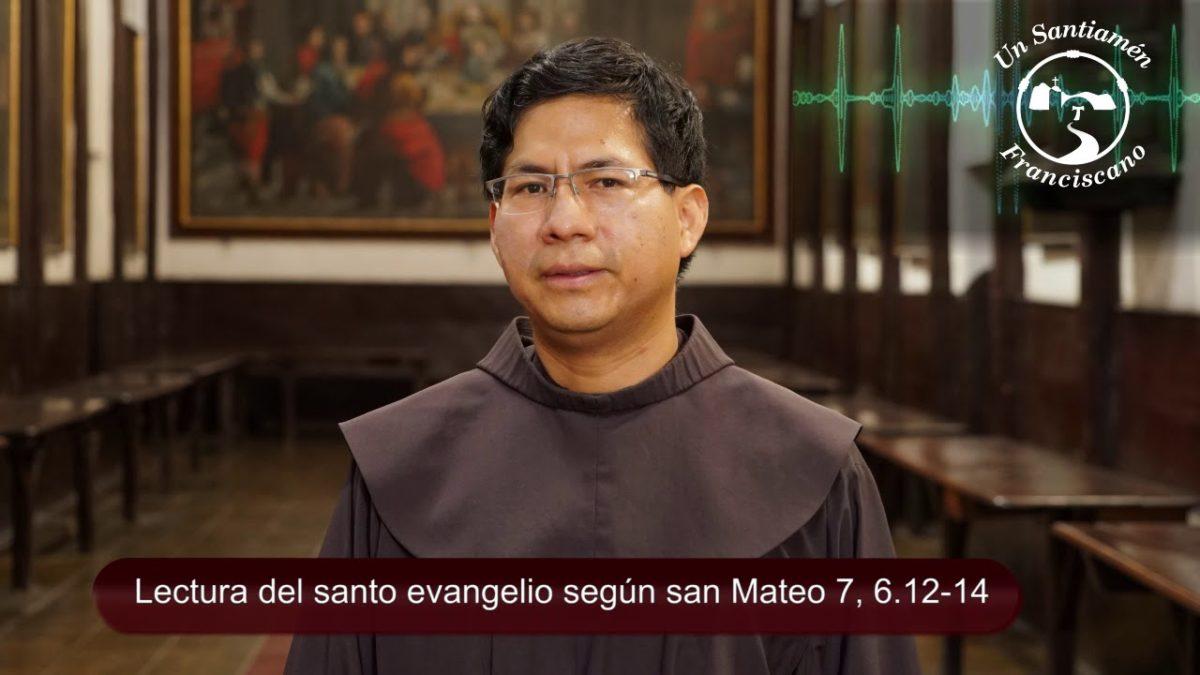 Evangelio según san Mateo 7, 6.12-14