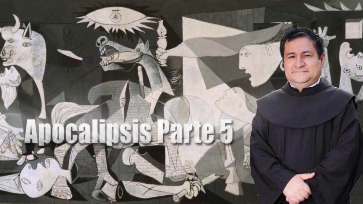 Apocalipsis Capítulo 5: El rollo y el cordero