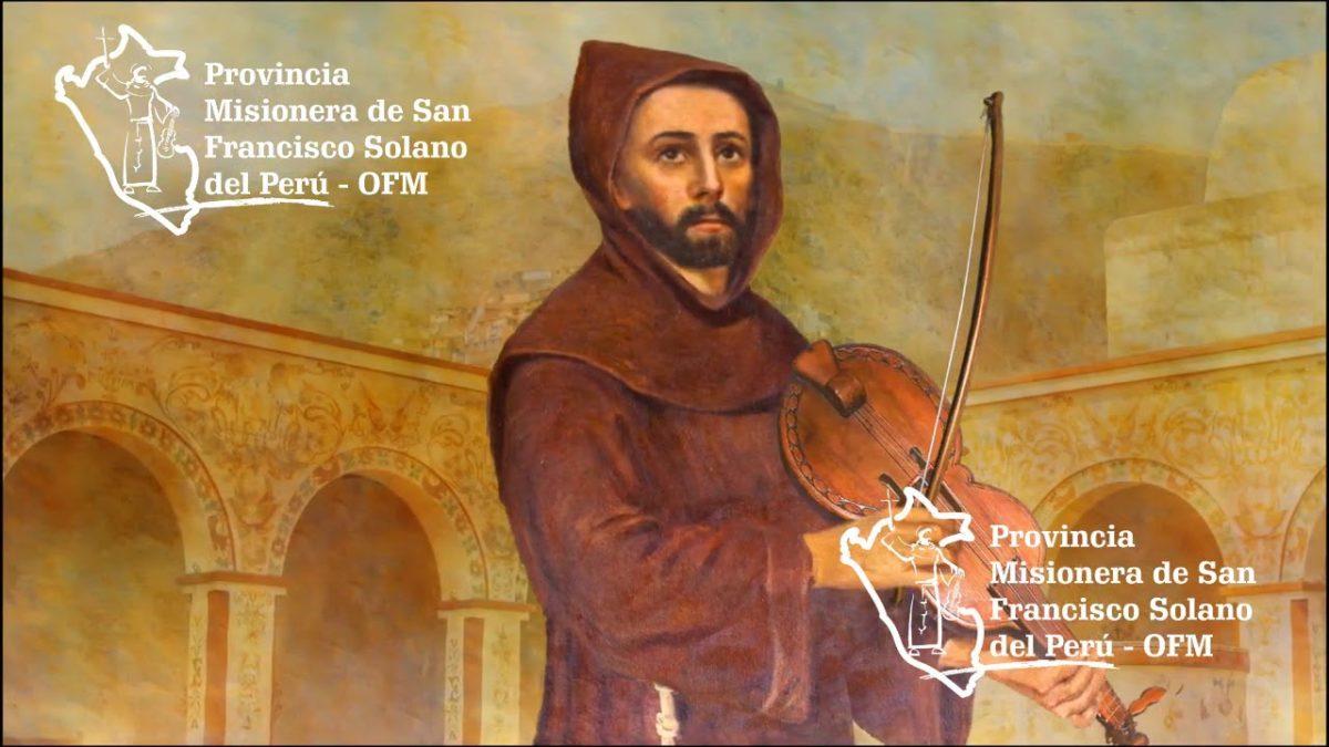 Canción: San Francisco Solano