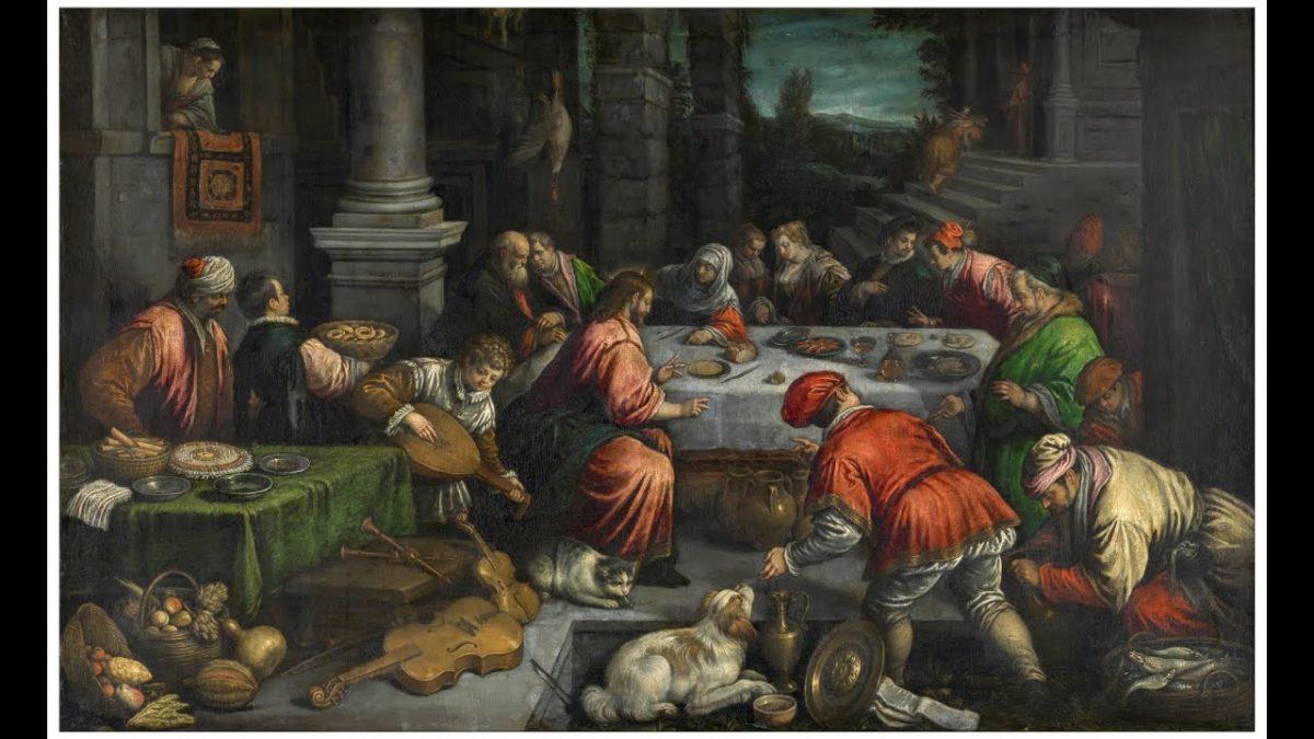 María en el Evangelio de San Juan