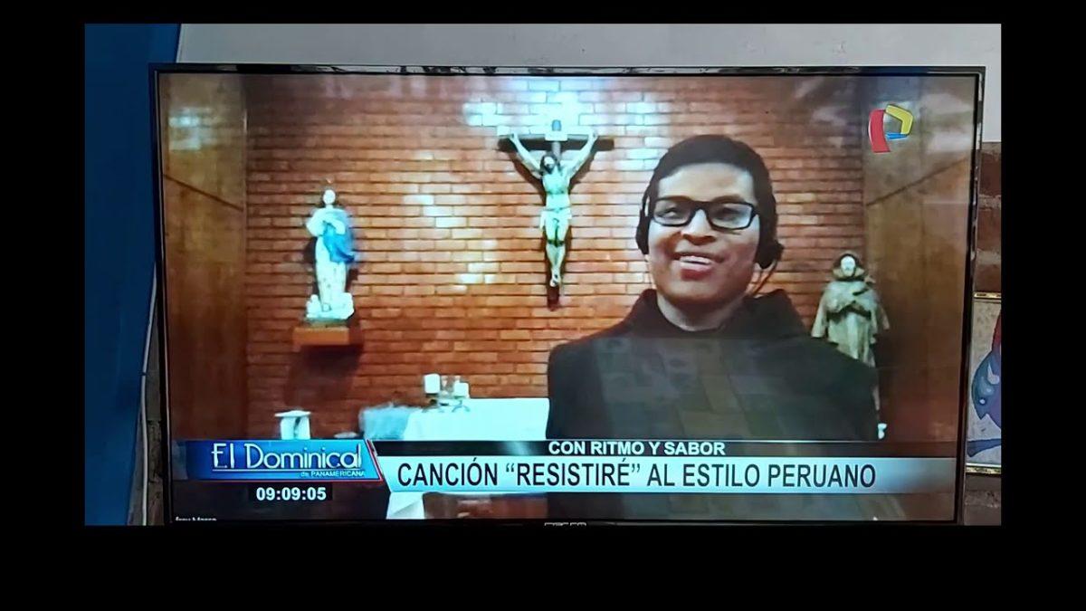 Nuestro «RESISTIRÉ» en Panamericana TV