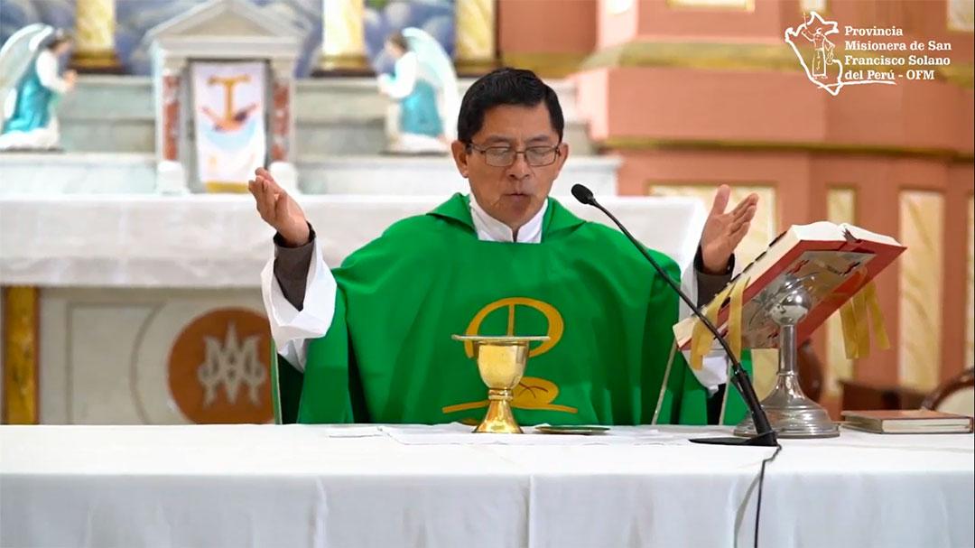 Santa Misa – XVII Domingo del Tiempo Ordinario