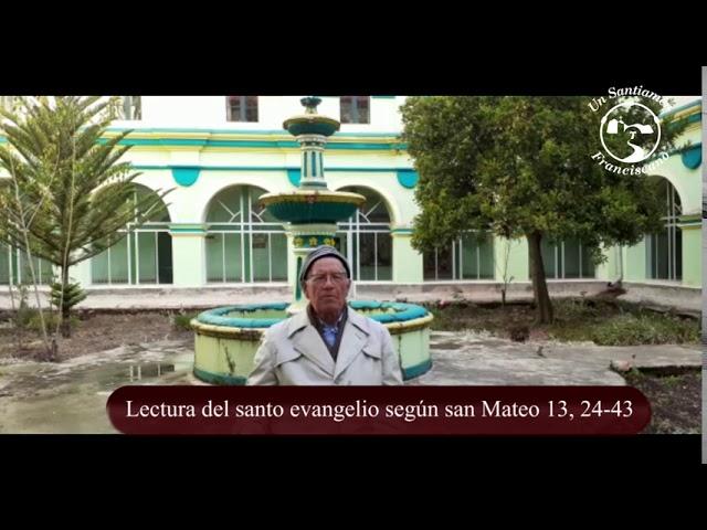 Evangelio según san Mateo 13, 24-43
